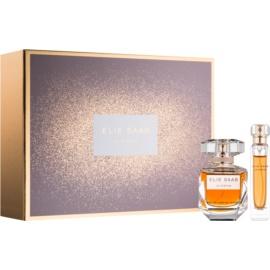 Elie Saab Le Parfum Intense dárková sada I. parfémovaná voda 50 ml + parfémovaná voda 10 ml