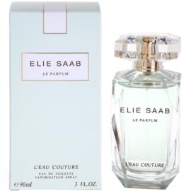 Elie Saab Le Parfum L'Eau Couture toaletná voda pre ženy 90 ml
