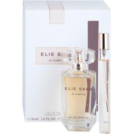 Elie Saab Le Parfum Gift Set  XIV.  Eau de Toilette 50 ml + Eau de Toilette 10 ml