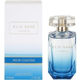 Elie Saab Resort Collection eau de toilette para mujer 90 ml
