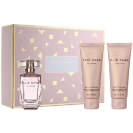 Elie Saab Le Parfum Rose Couture Geschenkset I.  Eau de Toilette 50 ml + Körperlotion 2 x 75 ml