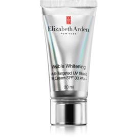 Elizabeth Arden Visible Whitening crema BB SPF 30 culoare Transparent 30 ml