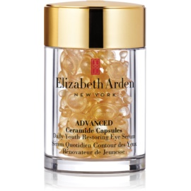 Elizabeth Arden Ceramide Advanced Daily Youth Restoring Eye Serum oční sérum v kapslích  60 cap