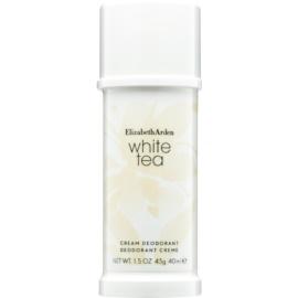 Elizabeth Arden White Tea deodorant cream pentru femei 40 ml