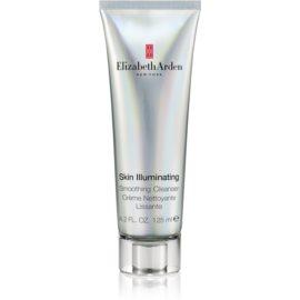 Elizabeth Arden Skin Illuminating Smoothing Cleanser pěnivý čisticí gel na obličej  125 ml