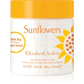 Elizabeth Arden Sunflowers Sun Drops Body Cream crema corpo per donna 500 ml
