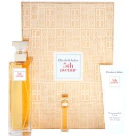 Elizabeth Arden 5th Avenue darčeková sada I. parfémovaná voda 125 ml + parfémovaná voda 3,7 ml + telové mlieko 100 ml