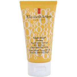 Elizabeth Arden Eight Hour Cream creme solar facial SPF 50  50 ml
