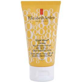 Elizabeth Arden Eight Hour Cream opaľovací krém na tvár SPF 50  50 ml