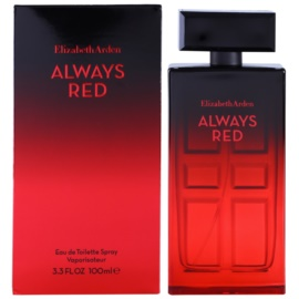 Elizabeth Arden Always Red Eau de Toilette for Women 100 ml