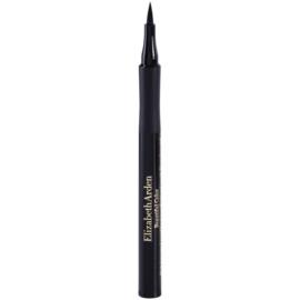 Elizabeth Arden Beautiful Color fix na oční linky odstín 01 Jet Black 1 ml