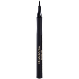Elizabeth Arden Beautiful Color fix na oční linky odstín 01 Jet Black 1 ml