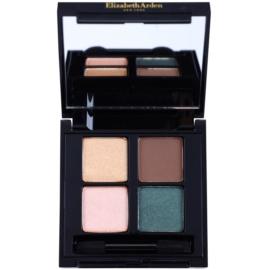 Elizabeth Arden Beautiful Color paleta očních stínů odstín 01 Golden Opulence 4,4 g