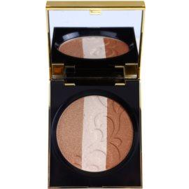 Elizabeth Arden Beautiful Color Highlighter  rozjasňující pudr pro přirozený vzhled odstín 01 Gold Illumination 6,6 g