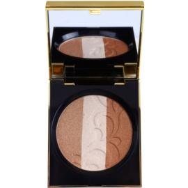 Elizabeth Arden Beautiful Color rozjasňující pudr pro přirozený vzhled odstín 01 Gold Illumination 6,6 g