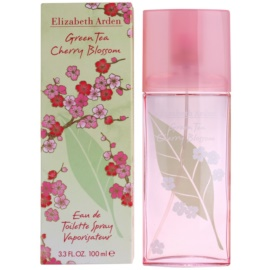 Elizabeth Arden Green Tea Cherry Blossom toaletná voda pre ženy 100 ml