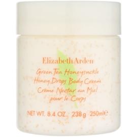Elizabeth Arden Green Tea Honeysuckle Körpercreme für Damen 250 ml