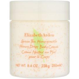 Elizabeth Arden Green Tea Honeysuckle telový krém pre ženy 250 ml