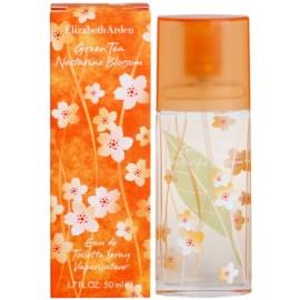 Elizabeth Arden Green Tea Nectarine Blossom eau de toilette per donna 50 ml