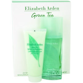 Elizabeth Arden Green Tea Gift Set X. Eau De Parfum 100 ml + Body Milk 100 ml