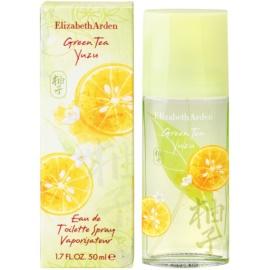 Elizabeth Arden Green Tea Yuzu eau de toilette para mujer 50 ml