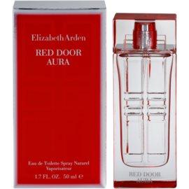 Elizabeth Arden Red Door Aura Eau de Toilette für Damen 50 ml
