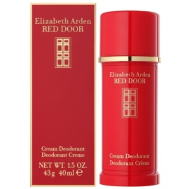 Elizabeth Arden Red Door Creme Deodorant für Damen 40 ml