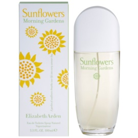Elizabeth Arden Sunflowers Morning Garden Eau de Toilette für Damen 100 ml