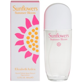 Elizabeth Arden Sunflowers Summer Bloom Eau de Toilette für Damen 100 ml