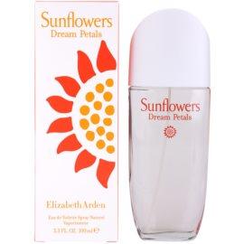 Elizabeth Arden Sunflowers Dream Petals toaletná voda pre ženy 100 ml