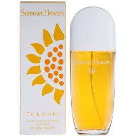 Elizabeth Arden Summer Flowers Eau de Toilette für Damen 100 ml