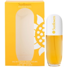 Elizabeth Arden Sunflowers Eau de Toilette für Damen 15 ml
