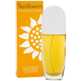 Elizabeth Arden Sunflowers Eau de Toilette für Damen 100 ml