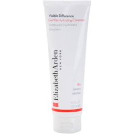 Elizabeth Arden Visible Difference delikatny krem oczyszczający do skóry suchej  125 ml