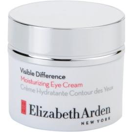 Elizabeth Arden Visible Difference crema hidratante para contorno de ojos  15 ml