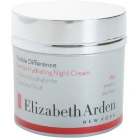 Elizabeth Arden Visible Difference нощен хидратиращ крем  за суха кожа   50 мл.