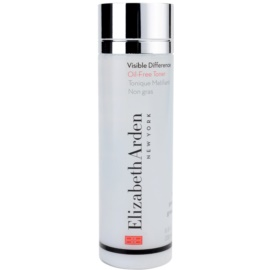 Elizabeth Arden Visible Difference Moisturizing Toner For Oily Skin  200 ml