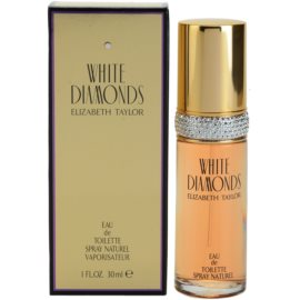 Elizabeth Taylor White Diamonds Eau de Toilette für Damen 30 ml
