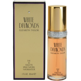 Elizabeth Taylor White Diamonds eau de toilette nőknek 30 ml