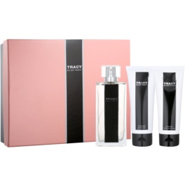 Ellen Tracy Tracy lote de regalo II.  eau de parfum 75 ml + gel de ducha 100 ml + leche corporal 100 ml