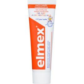Elmex Caries Protection pasta do zębów dla dzieci 0 - 5 lat  75 ml