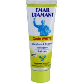 Email Diamant Code White pasta de dinti pentru albire  75 ml