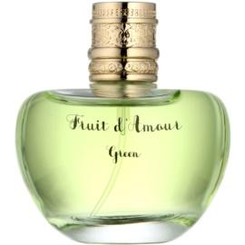 Emanuel Ungaro Fruit d´Amour Green toaletní voda pro ženy 100 ml