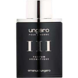 Emanuel Ungaro Pour L´Homme III Parfum Aromatique eau de toilette pour homme 100 ml