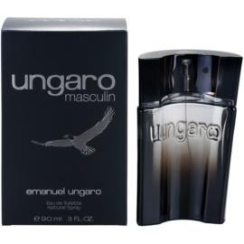 Emanuel Ungaro Ungaro Masculin eau de toilette pentru barbati 90 ml