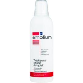 Emolium Wash & Bath P fürdő emulzió hármas hatással  400 ml