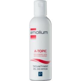 Emolium Wash & Bath P Gentle Cleansing Gel with Triple Effect  200 ml