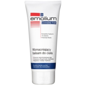 Emolium Body Care Diabetix Fortifying Body Lotion For Dry And Irritated Skin  200 ml
