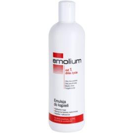 Emolium Wash & Bath emulsie de baie pentru piele uscata si sensibila  400 ml