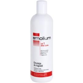 Emolium Wash & Bath Emulsion für das Bad für trockene und empfindliche Haut  400 ml